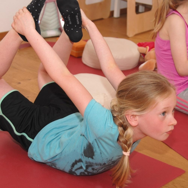 Kids- & Teensyoga